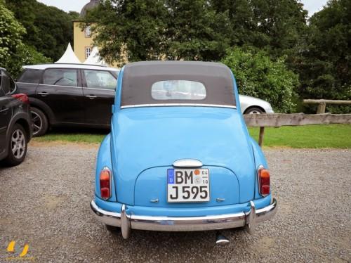Fiat 500 C Oldtimer Topolino-2