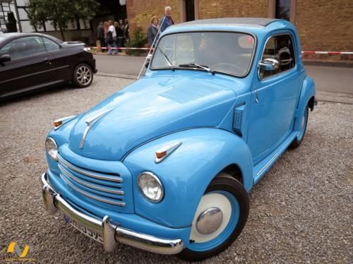 Fiat 500 C Oldtimer Topolino-3
